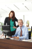 Business people portrait Royalty Free Stock Photography