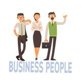 Business People Set 2 Stock Photos