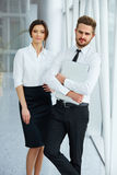 Business People. Successful Business Partner. Business Team Royalty Free Stock Photo