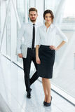 Business People. Successful Business Partner. Business Team Royalty Free Stock Photos
