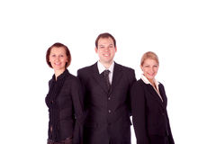 Business people and team. Stock Photography