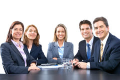 Business people team Royalty Free Stock Image