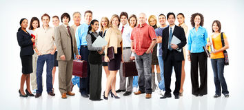 Business people team Stock Photos