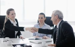 Business people team Royalty Free Stock Photo