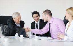 Business people team Stock Photography