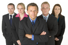 business people team Στοκ Εικόνα