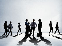 Business People Team Connection Togetherness Concept Stock Images