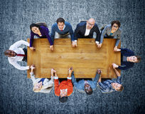 Business People Team Connection Togetherness Concept Stock Photo