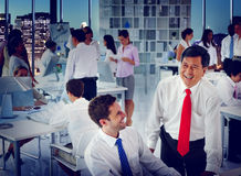 Business People Team Meeting Discussion Board Room Concept Royalty Free Stock Images