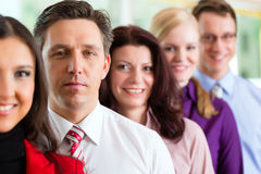 Business people or team in office Stock Photos