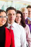 Business people or team in office Stock Images