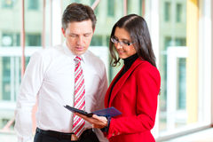 Business people or team in office Royalty Free Stock Photo