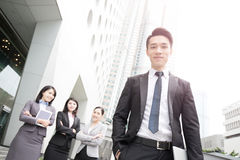 Business people team Stock Image