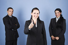 Business people team success Royalty Free Stock Image