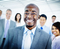 Business People Team Success Cheerful Concept Royalty Free Stock Image