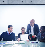 Business People Team Teamwork Cooperation Occupation Partnership Stock Photography