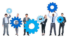 Business People and Teamwork Concepts Stock Photos