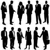 Business people vector Stock Photos
