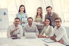 business people working στοκ εικόνες