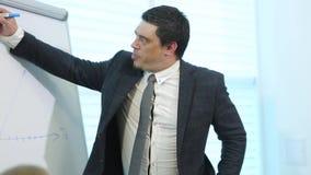 Corporate communication teamwork concept stock video footage