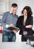 Business people Working together Royalty Free Stock Image