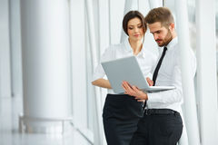 Business people working together. Bussiness Team Stock Photography