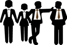 Business Peoples Stock Image