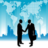 Business peoples vector Royalty Free Stock Photos
