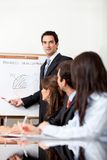 Business performance Stock Photo