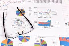Business performance analysis. Stock Photos