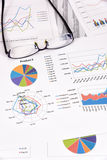 Business performance analysis. Stock Image