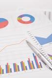 Business performance analysis. Royalty Free Stock Image
