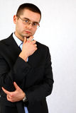 Business person royalty free stock photo