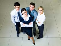 Business persons Royalty Free Stock Photos