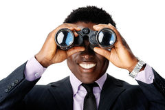 Business perspective Royalty Free Stock Photo
