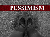 Business Pessimism Stock Images