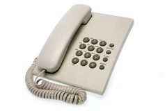 Business phone Royalty Free Stock Image