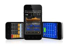 Business phone Stock Photos