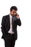 Business phone call Royalty Free Stock Photos