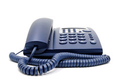 Business phone close up Royalty Free Stock Image