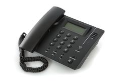 Business phone close up Stock Images