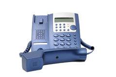 Business phone close up Royalty Free Stock Photos