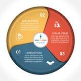Business pie chart diagram data 3 Stock Photo
