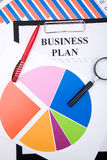 Business plan Stock Images