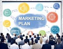 Business Plan Achievement Development Procedures Concept Royalty Free Stock Photography