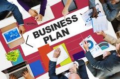 Business plan Bar Graph Data Development Information Concept Stock Images