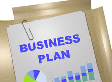 Business Plan business concept Stock Images