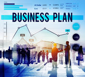 Business Plan Strategy Marketing Concept Stock Images