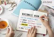 Business Plan Strategy Success Goals Research Concept. Business Plan Strategy Success Goals Research Writing stock photos