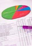 Business planing Stock Photos